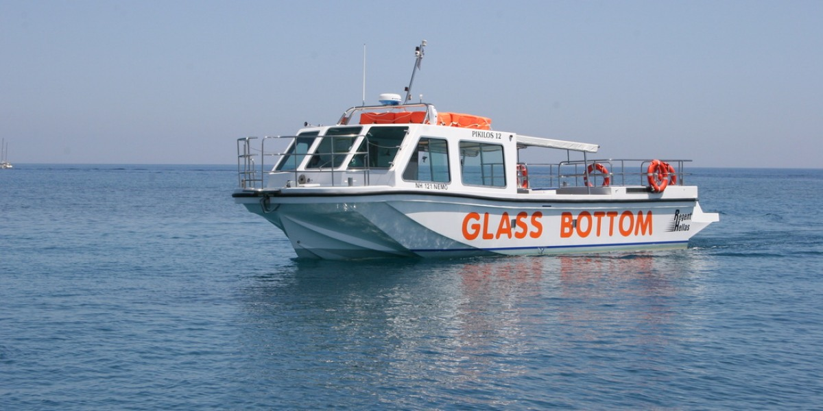 Nemo Glass bottom cruise